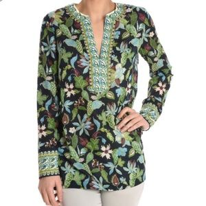 Tory Burch | Floral Tunic